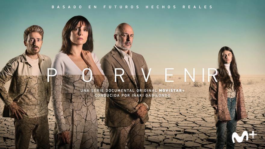 """""""Porvenir"""", docuficción con Iñaki Gabilondo para abordar la crisis climática"""