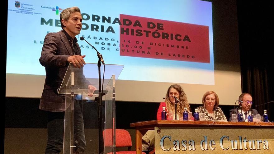 El Gobierno de Cantabria aprobará antes de que finalice el año el proyecto de Ley de Memoria Histórica