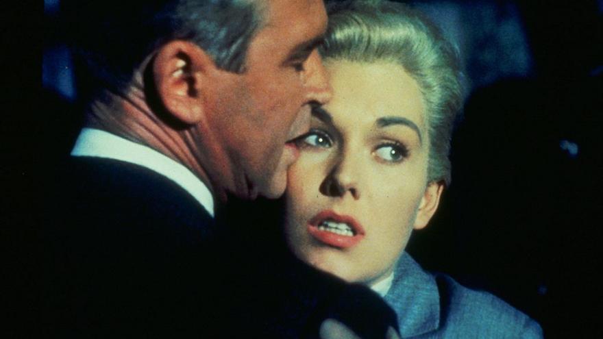 """Vértigo"", la obsesiva e inquietante mejor película de la historia, celebra su 60 aniversario"