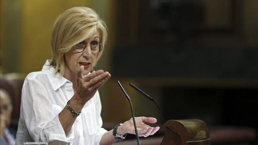 Díez dice que el acuerdo deja a Grecia dentro del euro pero a los griegos fuera de Europa