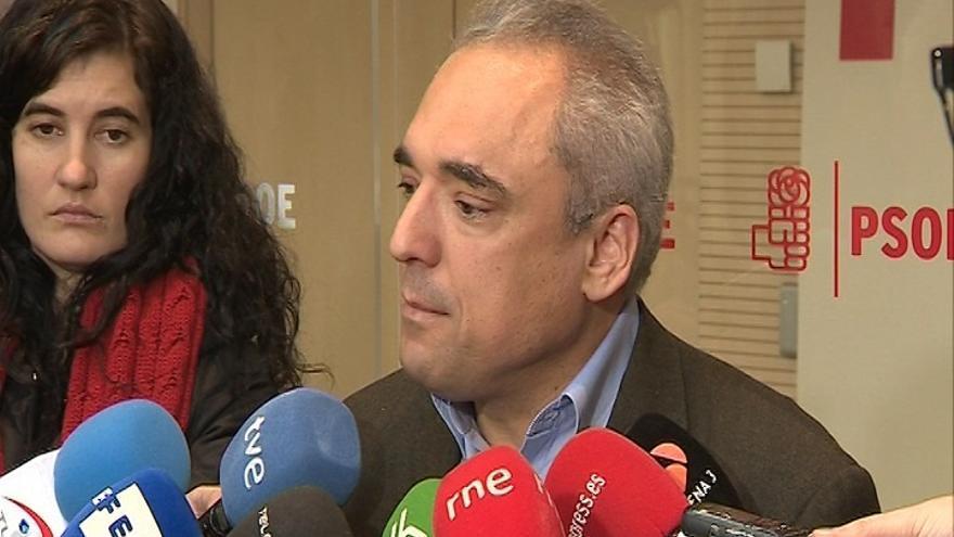"""Simancas (PSOE) prevé un desfile """"interminable"""" de cargos del PP por la trama Púnica"""