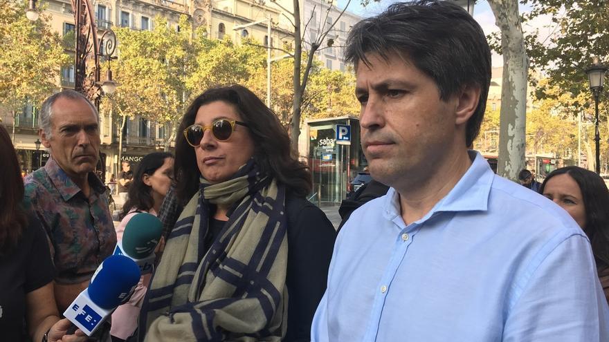"""SCC asegura que Puigdemont deja a Cataluña """"sin autonomía"""" y le pide responsabilidad"""