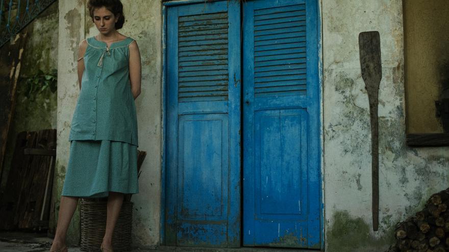 Carol Duarte lleva una vida anodina como Eurídice