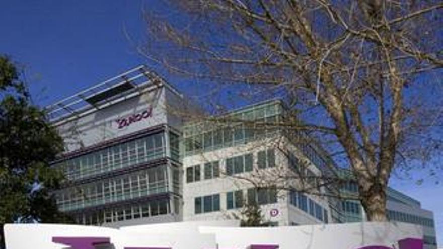 Sede central de Yahoo en California