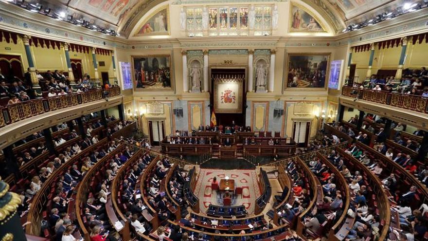 """El Congreso decide hoy si empieza a tramitar la """"suspensión"""" de la Lomce"""