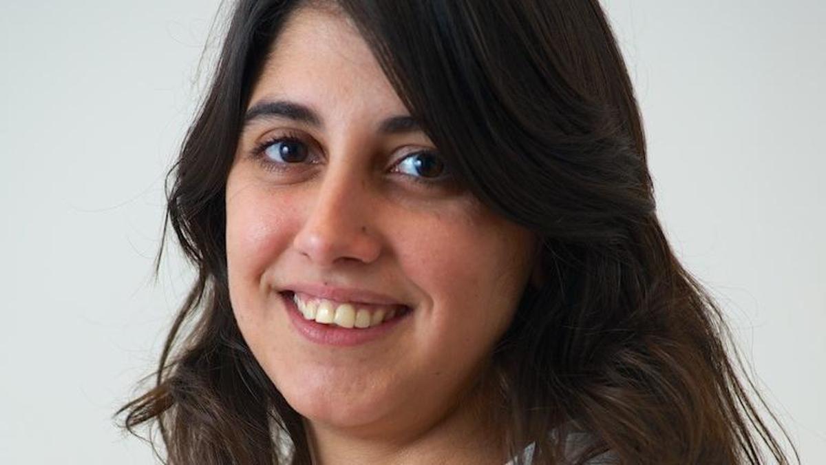 Carolina Aulicino, oficial de políticas sociales de UNICEF
