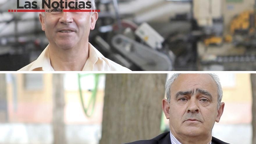 Alcalde de Casasimarro, en Cuenca. Foto: Las Noticias de Cuenca