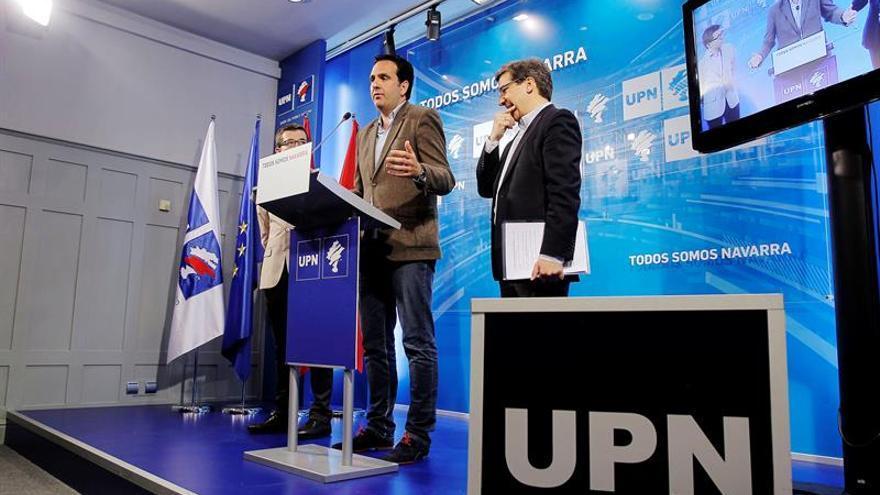 UPN registra una iniciativa para reducir la campaña electoral a una semana