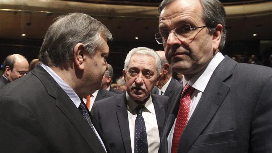 Los socios progresistas de Samarás tramitarán la ley antirracista en Grecia