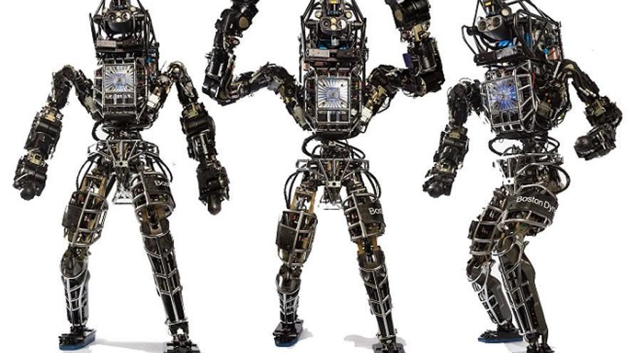 Boston Dynamics no tiene entre sus prioridades la estética con su robot Atlas