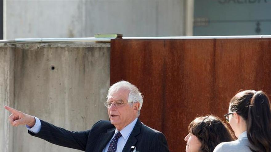 Borrell: la indemnización al expresidente de Abengoa siguió lo pactado en el contrato