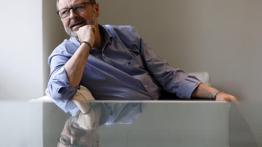 Javier Barbero, concejal de Salud, Seguridad y Emergencias del Ayuntamiento de Madrid.
