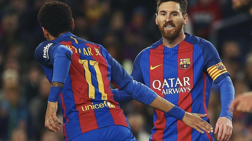 El Barça consiguió sumar los tres puntos frente al Celta.
