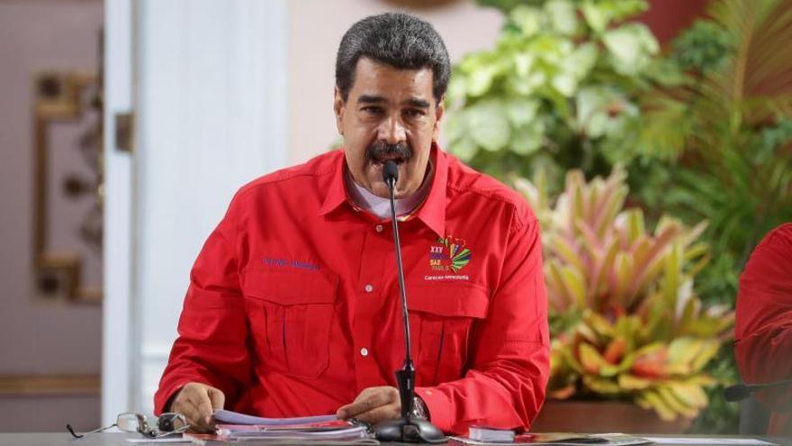 """El Gobierno de Maduro califica como """"terrorismo económico"""" el bloqueo de EE.UU."""