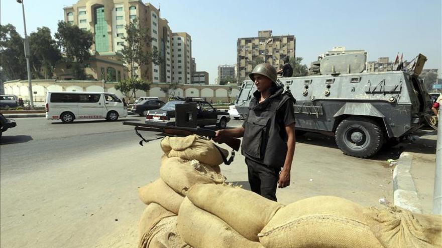 Mueren 45 supuestos yihadistas en campañas militares en el Sinaí egipcio