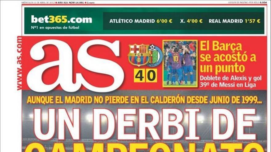 De las portadas del día (11/04/2012) #13