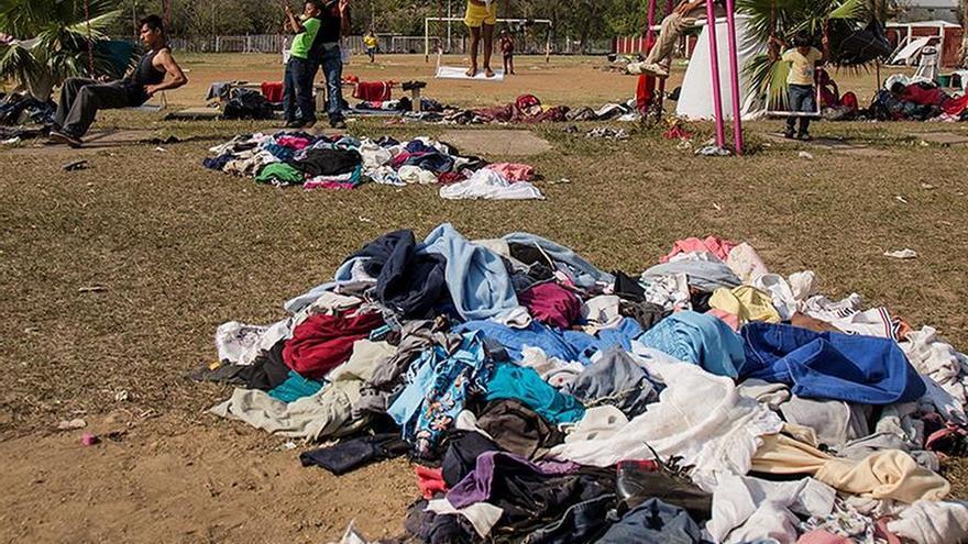 El Consejo de Europa pide evitar la situación de los menores en la frontera México-EEUU