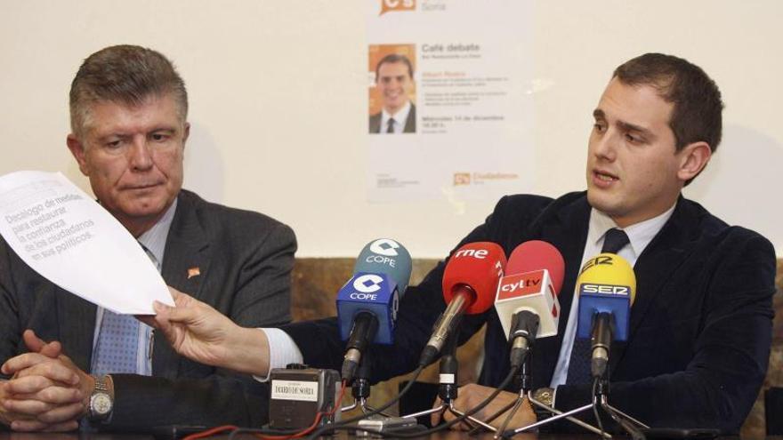 C's aplaude que Rajoy defienda el Estado de derecho ante las amenazas de Mas