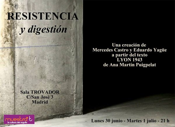 """""""Resistencia y Digestión"""""""