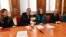 La Universidad de Murcia e Hidrogea se unen para crear la Cátedra de Ecoeficiencia Hídrica