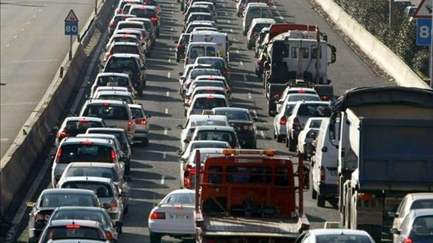Murcia, novena ciudad de España con mayor congestión de tráfico / EFE