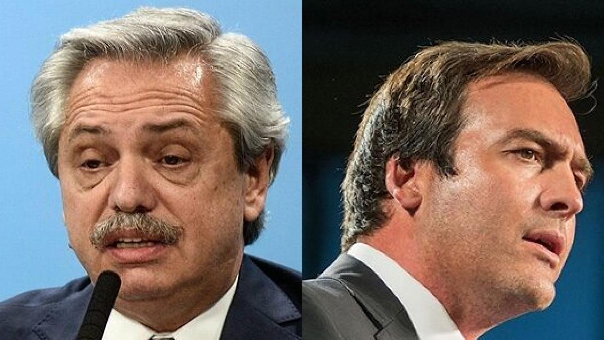 Alberto Fernández y Martín Soria critican fallo de justicia porteña por clases presenciales