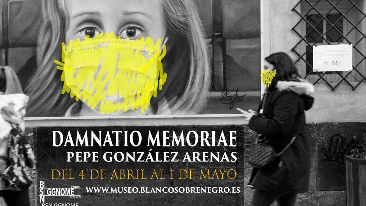 'Damnatio Memoriae', la exposición del fotógrafo Pepe González Arenas.