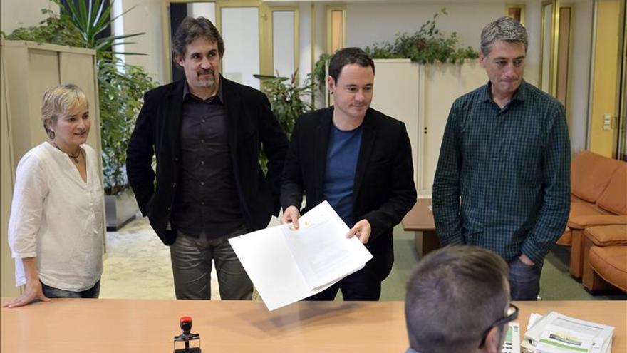 EH Bildu define su Ley de Consultas como paraguas legal del derecho a decidir