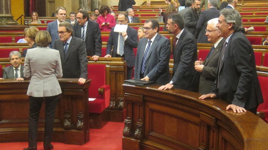 """Artur Mas defiende tener un banco central y una hacienda para ser """"un país normal"""""""
