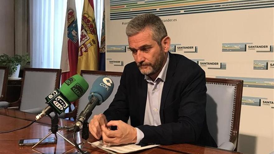 Ciudadanos propone peatonalizar temporalmente para los hosteleros las calles Peña Herbosa y Río de la Pila