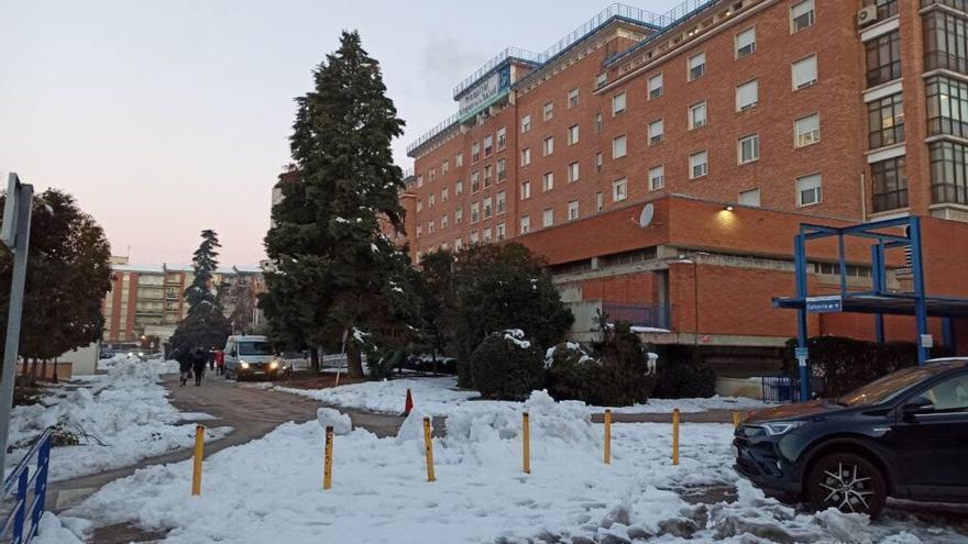 CSIF plantea medidas cautelares ante el Juzgado de lo Social para cerrar un espacio de pacientes COVID en el Hospital de Toledo