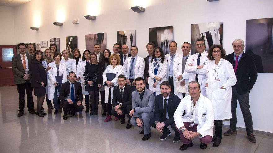 Valdecilla recibe sus distinciones como hospital con mayor número de premiados y finalistas de los 'Best in Class'