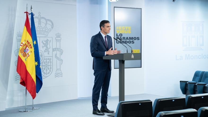 Nuevo estado de alarma: Canarias queda exenta del toque de queda