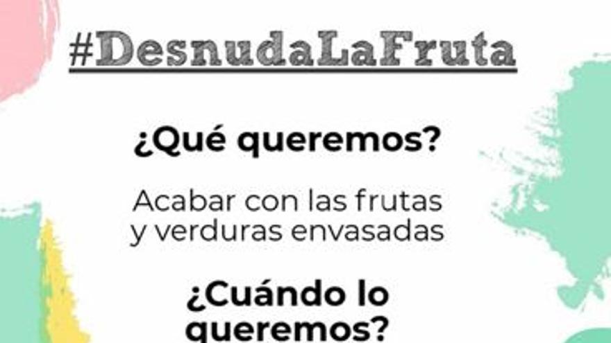 Campaña #Desnudalafruta