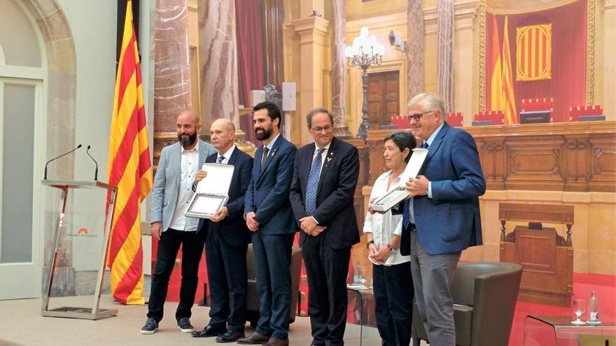 Torra avisa de que discursos como los de Borrell y Zaragoza (PSC) no contribuyen al diálogo