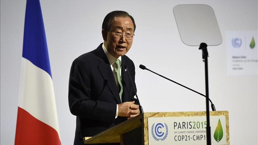 La ONU lanza un plan de resistencia a desastres para salvar 23.000 vidas al año