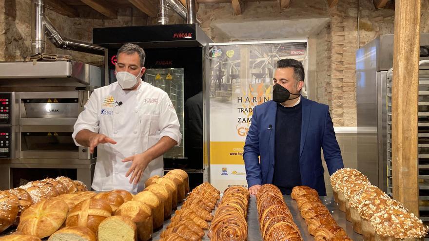 La revolución del pan en las casas pone al alza las masas madre y harinas eco
