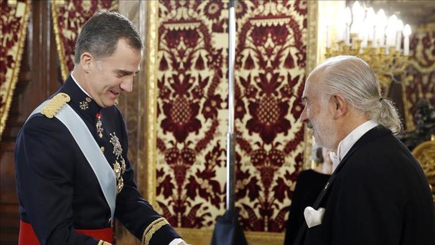 El Rey recibe a los embajadores de Colombia, Israel, Túnez y tres países más