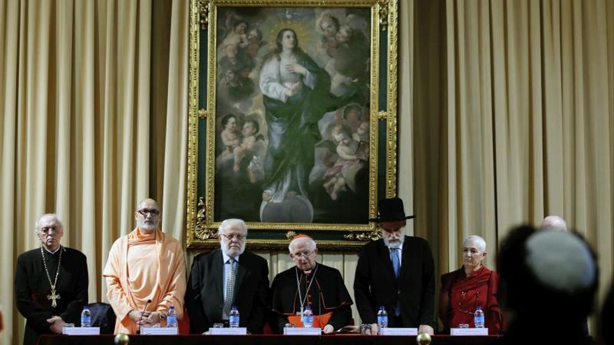 Cardenal Cañizares: Ninguna religión fomenta ni alienta la violencia