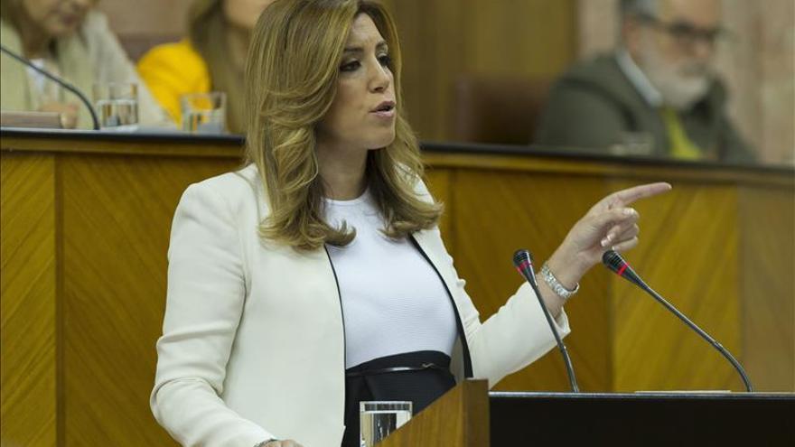 Díaz lamenta la frustración de IU y reivindica la gestión del gobierno de coalición