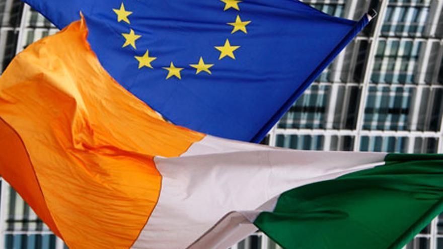 Los británicos recurren a sus antepasados irlandeses para mantener la ciudadanía europea