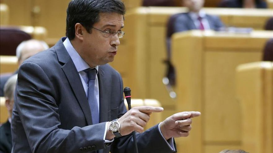 Óscar López, nuevo portavoz del PSOE en el Senado