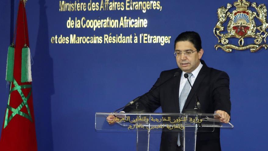 Rabat guarda silencio tras la salida de Brahim Gali de España