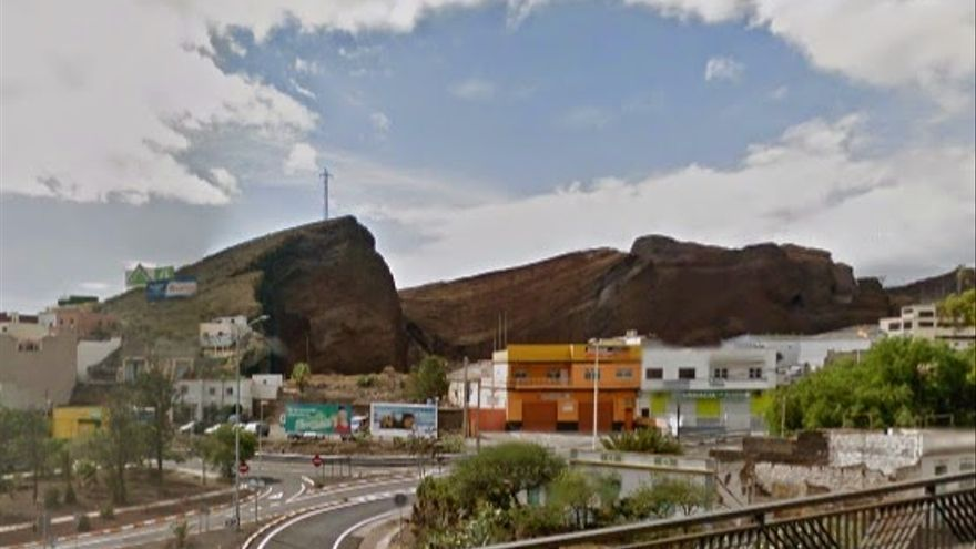 Montaña de Taco, en Santa Cruz