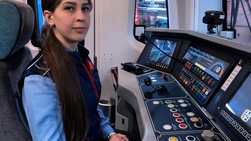 El metro de Moscú levanta el veto a las maquinistas