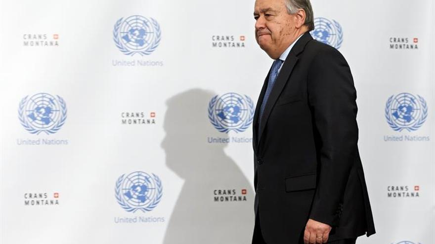 La ONU condena el lanzamiento de un misil norcoreano y reitera la llamada al diálogo