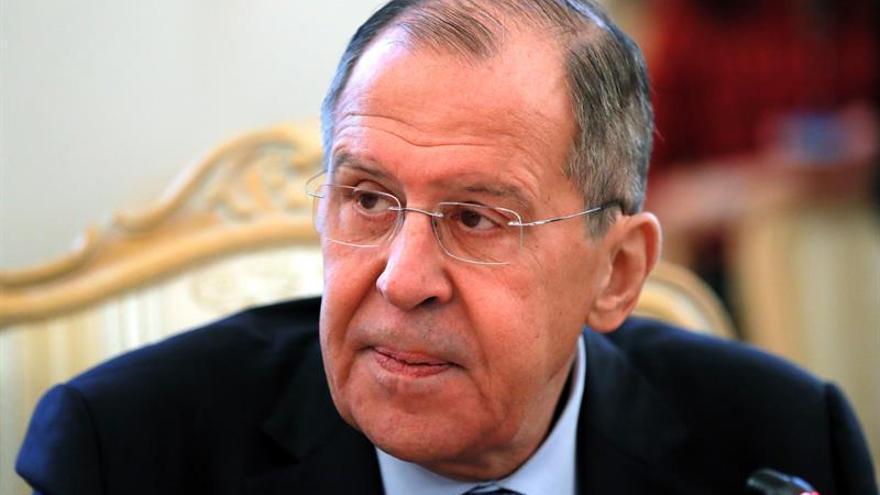 Rusia rechaza las críticas de Merkel y Macron por la situación en Crimea y el mar Azov