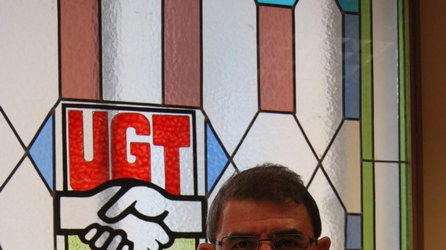 El secretario provincial de UGT, entre los detenidos en la segunda fase de la operación 'Heracles'