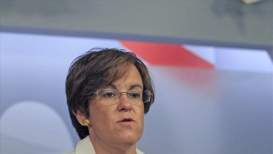 La Dirección del PSOE-M nombra a Purificación Causapié portavoz en el Ayuntamiento de Madrid