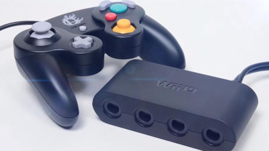 Adaptador GameCube Wii U DRL